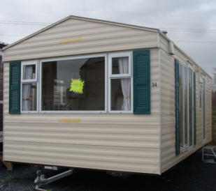 Plan Mobil Home Willerby Cottage